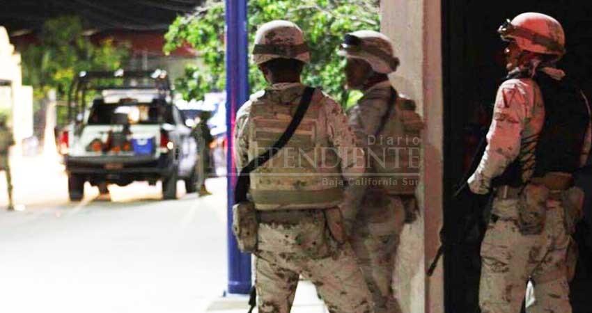 Celebra PAN apoyo militar de Peña Nieto para reducir violencia en BCS