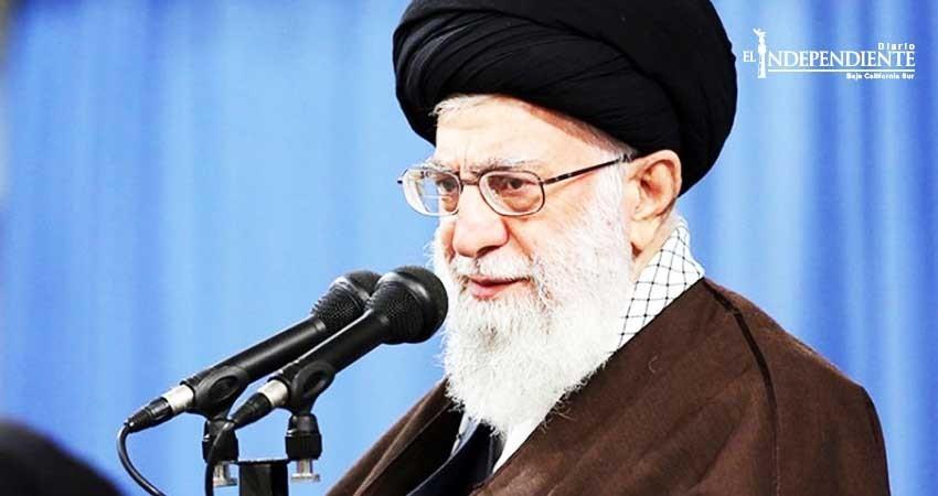Líder supremo iraní: no aceptaremos cambios en el acuerdo nuclear