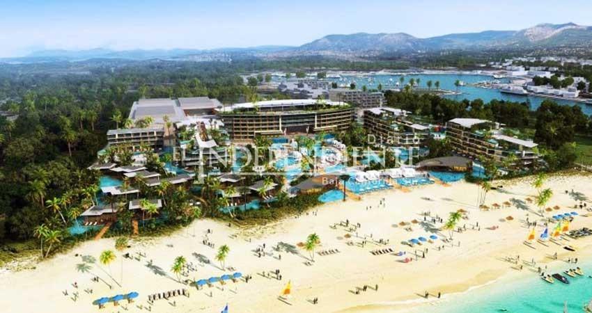Los Cabos hogar del primer hotel  Caesars que llegará a México