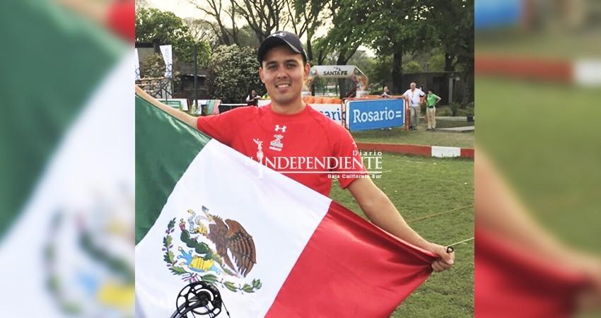 Buena actuación de Antonio Hidalgo en mundial