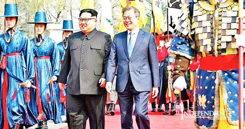Kim Jong-Un: Una nueva historia; cumbre por la paz