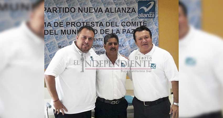 Nueva Alianza los grandes ausentes en los arranques de campaña