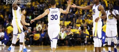¡Lista la Final soñada en el Oeste de la NBA! Warriors van contra Rockets