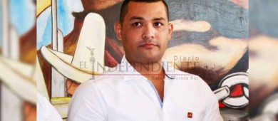 Presenta el PT a su nuevo candidato a alcalde de La Paz