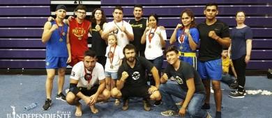 Contingente sudcaliforniano logra 18 medallas de oro en competencia nacional de Wushu