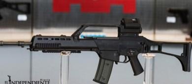 Por tráfico de armas a México, juzgan a seis en Alemania