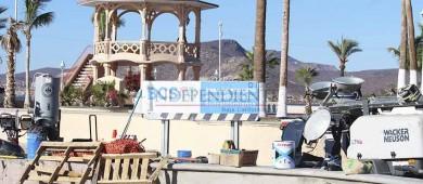 """Reconoce Contraloría de Gobierno """"peculiaridades"""" en remodelación del malecón de La Paz"""