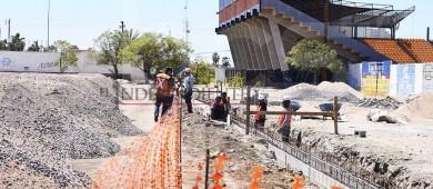 70 MDP se invierten en la Villa Deportiva La Paz
