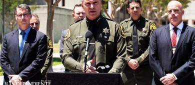 FBI: Explosión que dejó un muerto en California fue por una bomba