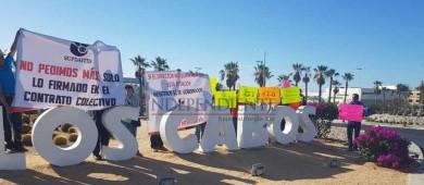 Sindicato de ITES Los Cabos y administrativo se reúne hoy buscando destrabar la huelga
