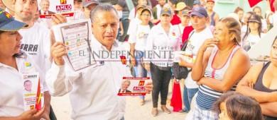 En Los Cabos Votar por el PT es votar por López Obrador: Dr. Ibarra