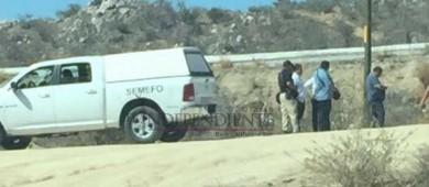 Encuentran un hombre sin vida tirado a orillas de la carretera en CSL