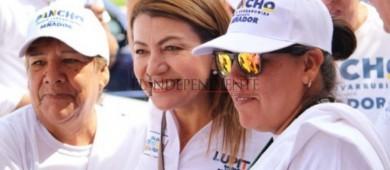 Gestionaré más recursos para fortalecer las carreteras del norte del Estado: Lupita Saldaña