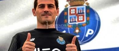 'Esto es el broche de Oro'; Iker Casillas renovó una temporada con el Porto