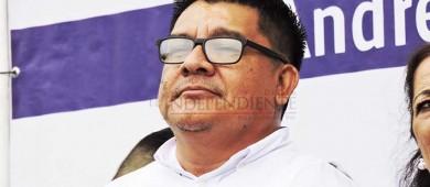 Sin respuesta líder estatal de Morena por declaraciones del Dr. Ibarra en PT