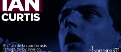 Efemérides: Ian Curtis, 38 años de su paso a otra dimensión