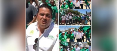 """Sigue la """"ola verde"""" de Alejandro Rojas inundando Los Cabos"""