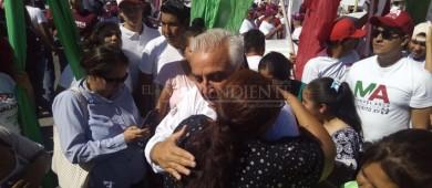 Pepe Hevia presenta propuestas claras y realizables para La Paz