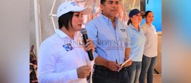 Indispensable la participación de jóvenes y mujeres en la política: Michelle Valdez