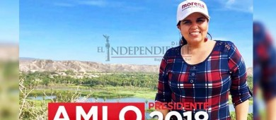 Soy la única candidata a la alcaldía de Los Cabos que abandera el proyecto de AMLO: Armida Castro