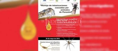 EyMA Los Cabos invita al simposio de manejo de intoxicaciones causadas por animales de ponzoña