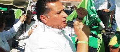 No más mentiras y promesas falsas de las autoridades pide la ciudadanía, asegura Saúl González