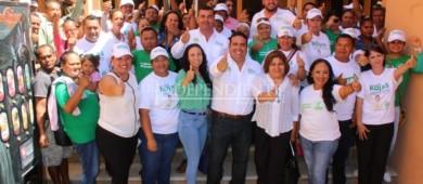 120 líderes más se unen a Rojas Tirado por la transformación de Los Cabos