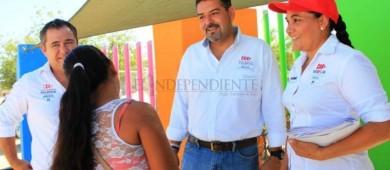 Programas sociales mejorarán condiciones de vida en Los Cabos: Valdivia Alvarado
