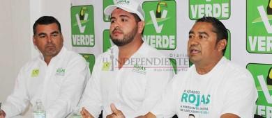 """""""No vamos a permitir la traición y la deslealtad"""" asegura el PVEM en Los Cabos"""