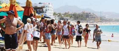 Cuentan playas de Los Cabos con cestos de basura para separación de materiales