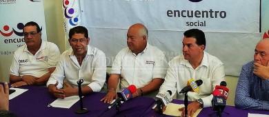 Rubén Muñoz detendrá su campaña por impugnación ante el TEE