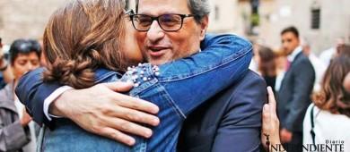 Aplazan toma de posesión del gobierno en Cataluña
