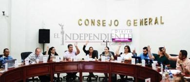 Sustituyen PRI y MC a tres candidatos suplentes a diputaciones y regidurías
