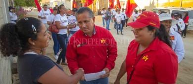 """En nuestro Gobiernos vamos a regresar a los Subdelegados; """"eran el vínculo con la sociedad"""": Ibarra Montoya"""