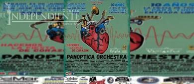 Nortec Panóptica Orchestra invitado estelar a la 10ma edición de la Fiesta de la Música 2018