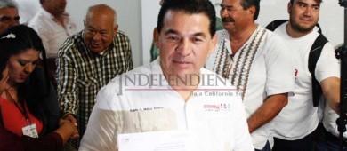 Sin cambios, aprueba IEE la planilla de Morena a la alcaldía de La Paz