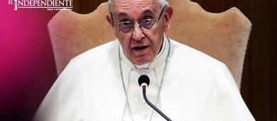 Papa dice sobre matrimonio: A veces es mejor separarse y evitar la guerra