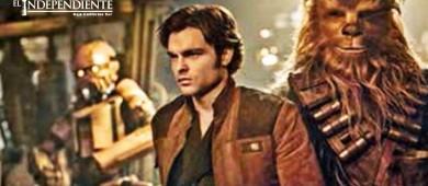 Este fin de semana es de Han Solo