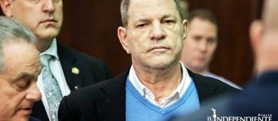 Weinstein paga fianza de 1 mdd; debe usar pulsera electrónica