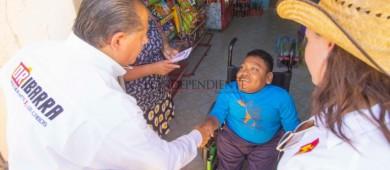 Los niños con alguna discapacidad serán nuestra prioridad; las monitoras regresarán: Dr. Ibarra
