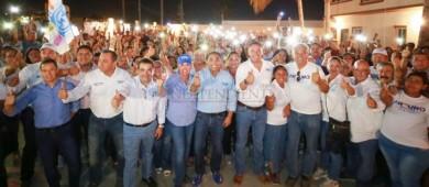 Somos la campaña ganadora: Arturo De La Rosa