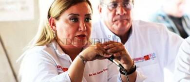 De ganar diputación federal, replantearé Sistema de Justicia Penal: Ana Ruth García