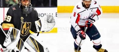 NHL tendrá campeón primerizo de Stanley Cup: Golden Knights o Capitals