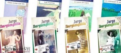 Los libros de Jorge Ibargüengoitia desdibujan a los paisajes de Joy Laville