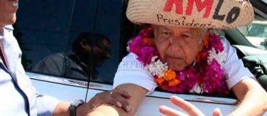 AMLO pide 'voto parejo' por coalición 'Juntos Haremos Historia'