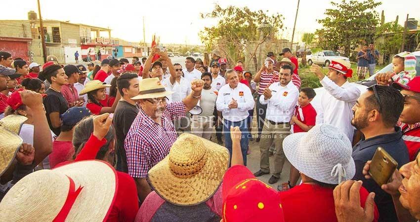 Atención ciudadana y la familia, ejes centrales del proyecto de mi Gobierno: Ibarra Montoya