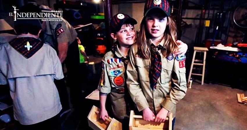 Los Boy Scouts cambian de nombre por la equidad de género