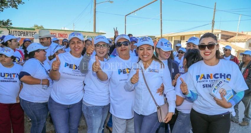 Turismo, fuente de progreso en BCS: Lupita Saldaña