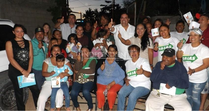 Alejandro Rojas afirma que como alcalde orientará mayor apoyo al rubro de seguridad