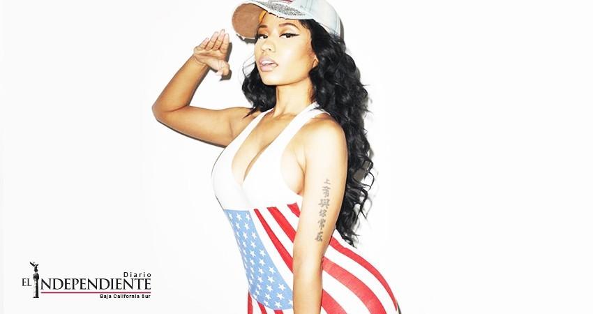 Nicki Minaj lanza atrevidos videos de 'Chun-Li' y 'Barbie Thingz'